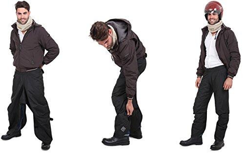 Tucano Urbano-Pantalon de lluvia moto Tucano Urbano TAKEAWAY talla M