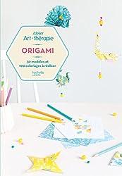 Atelier Origami: 30 modèles et 100 coloriages à réaliser