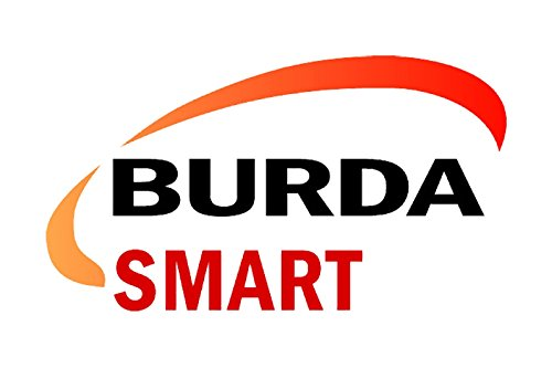 Burda Infrarot Kurzwellen Heizstrahler Smart Multi IP24 BHS6024, 6.000W – 240V, weiss - 3