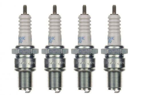 4 candele NGK BR10EG per moto