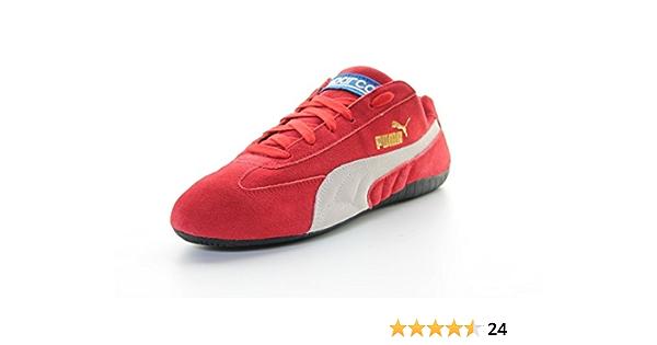 PUMA Chaussures Sportswear Homme Speed Car Sparco : Amazon.fr ...