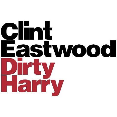 Harry el sucio–Póster de la película I 11x 14en–28cm x 36cm Clint Eastwood Harry Guardino John alerce Andrew (Andy) Robinson Reni Santoni John