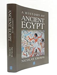 A History of Ancient Egypt by Nicolas Grimal (1992-11-19)