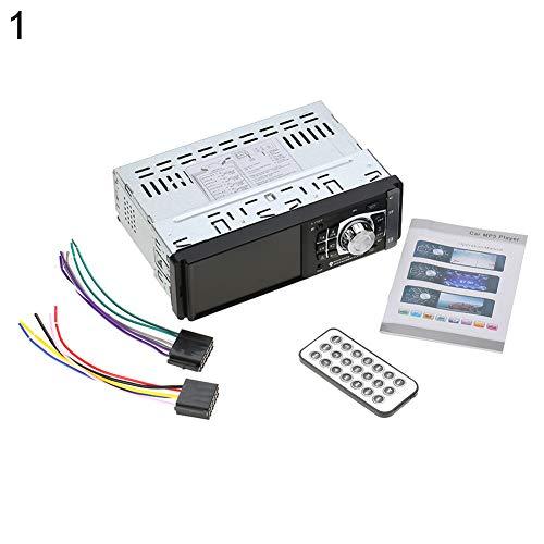 Sguan-wu HEVXM 4012B 4,1 Zoll Autoradio Auto Audio Stereo FM BT 2.0 MP5 Player Zubehör - 1#