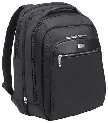 Case Logic CLBS-116 - notebook cases (Messenger, Black, Nylon, 387 x 273 x 44 mm, 457 x 343 x 152 mm)