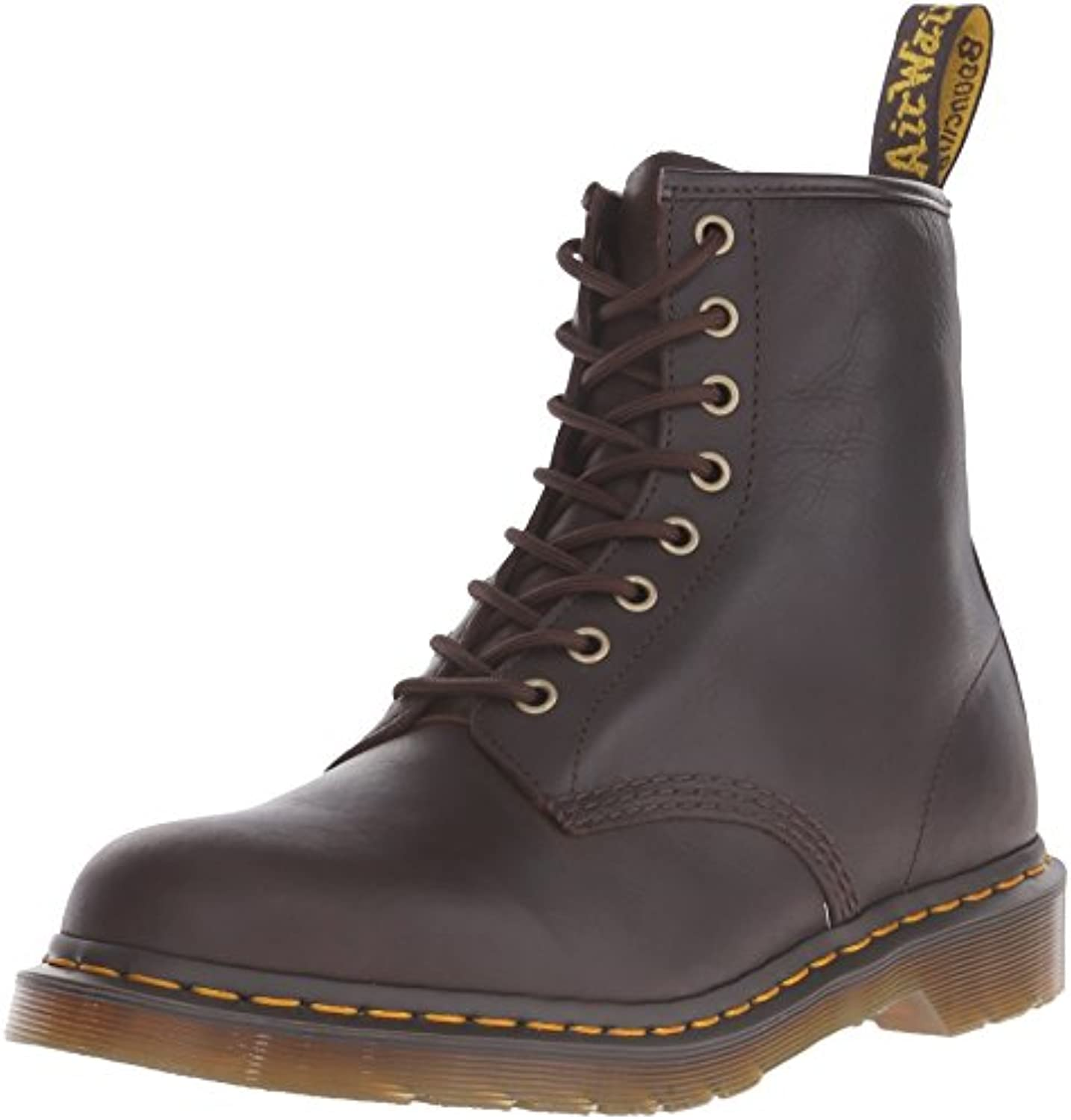 Dr.Martens Womens 1460 8 Eyelet Carpathian Leather Boots