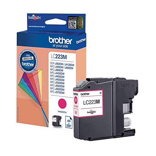 Brother Original Tintenpatrone LC-223M magenta
