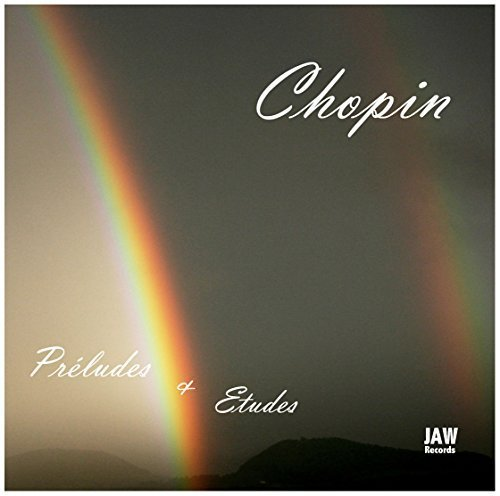 F. Chopin: 24 Préludes op. 28 (komplett) - Etudes (Auswahl aus op.10 und op. 25, siehe CD-Rückseite) /// Michael Nuber (Pianist)