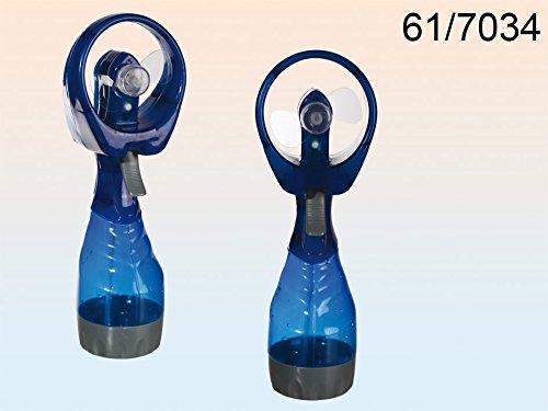 Out of the Blue 61/7034–Ventilador con pulverizador, pistola pulverizadora de agua