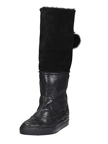 Twin-set Ca6pf1 Stivali DONNA Nero