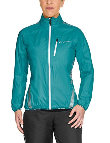 VAUDE Damen Regenjacke für Radsport Luminum Performance Jacket