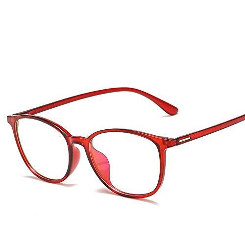 XCYQ Brillengestell Frauen Brillengestell Brillengestell Vintage Eyewear Spectacle Frame Goggles, C.