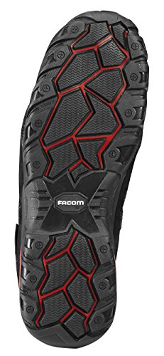 Facom Sc.spider-39 - Paire De Chaussures De Sécurité Schwarz