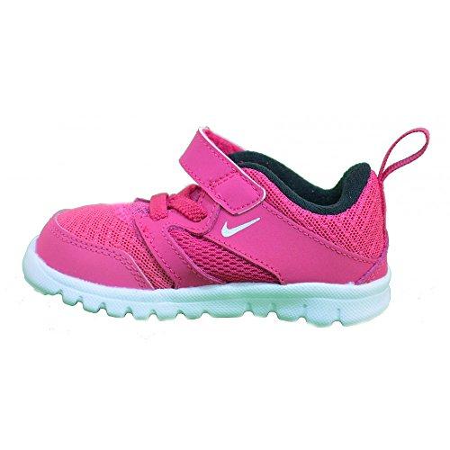 Nike - Nike Flex Experience 3 (TDV) Scarpe Bambina Rosa Pelle Tela 653700 Rose
