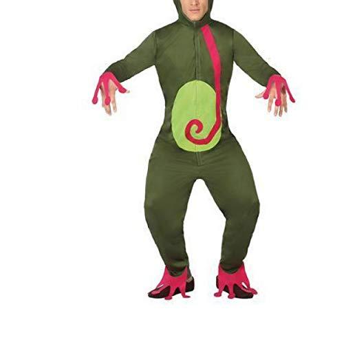 Eurowebb Kostüm für Erwachsene, Frosch, Größe M/L