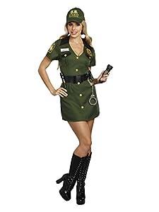 DreamGirl-10622agente Norma SWALL disfraz, talla XL