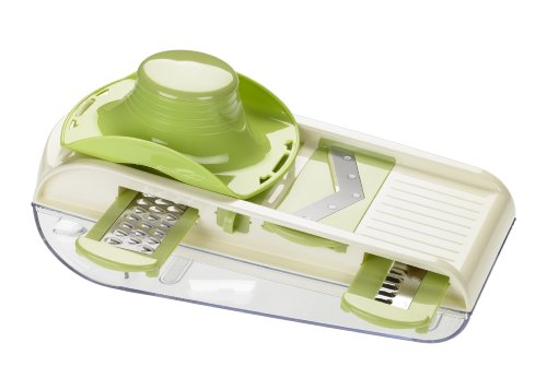 Lurch 220800 Multireibe 4 in 1 cremeweiß/grün