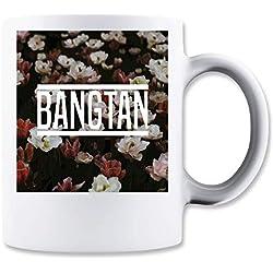 ShutUp Bangtan Taza para Café y Té