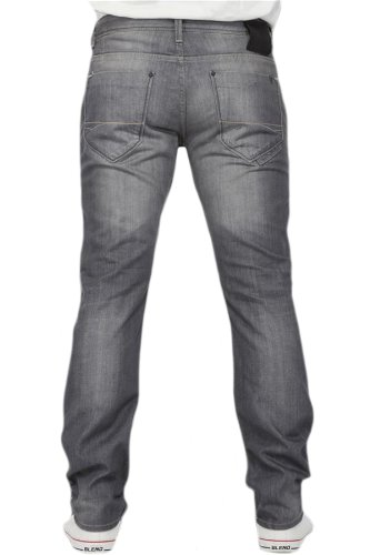 Blend of America Grey-Denim Jeans Newman 700525 Mod. Twister Grey-Denim
