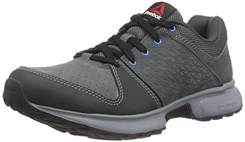 Reebok Sporterra VI, Herren Walkingschuhe, Grau (Gravel/Flat Grey/Black/California Blue), 45.5 EU (11 Herren UK)