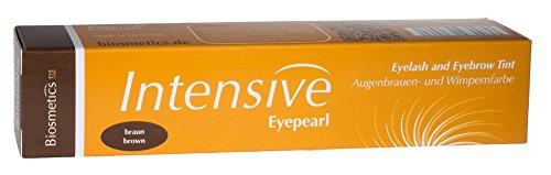 Biosmetics Intensive Augenbrauen und Wimpernfarbe 20ml braun