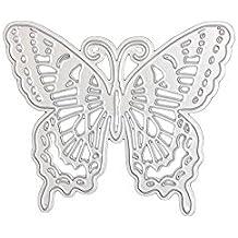 DIPOLA Objetos Bonita y Preciosa Diseño de Troqueles de Corte de Metal para Boda Tarjeta de