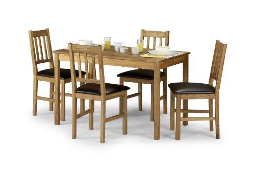 julian-bowen-coxmoor-rectangular-dining-table-set-with-4-chairs-light-oak