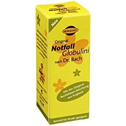 Bachblüten Original Notfall Globulini, 10 g