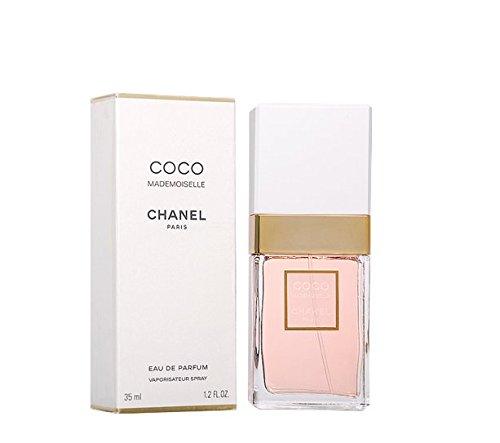 CHANEL Damendüfte COCO MADEMOISELLE Eau de Parfum-Zerstäuber 35 ml