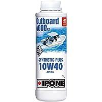 Ipone 800573Olio motore Outboard 4000Rs 4Tempo sintetici più 10W40motore