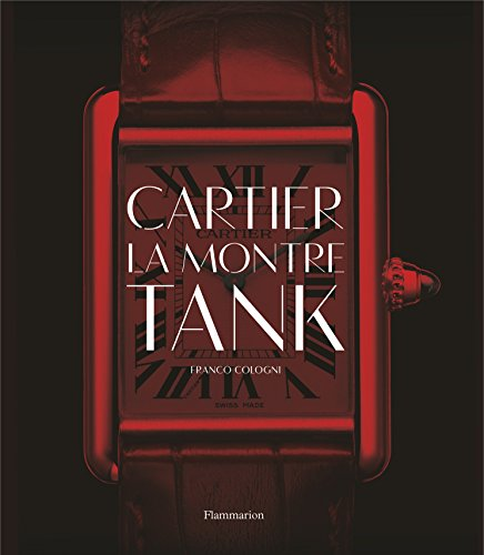 Cartier - la Montre Tank