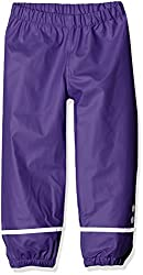 Lego Wear Mädchen Patience 101-RAIN Pants Regenhose, Violett (Dark Purple 690), 134
