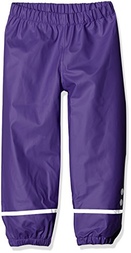 Lego Wear Mädchen Patience 101-RAIN Pants Regenhose, Violett (Dark Purple 690), 128