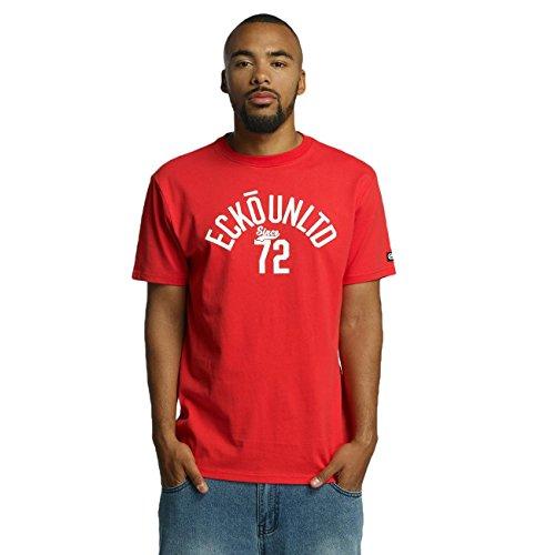 Ecko Unltd. Bobby Basic T-Shirt Red Rot
