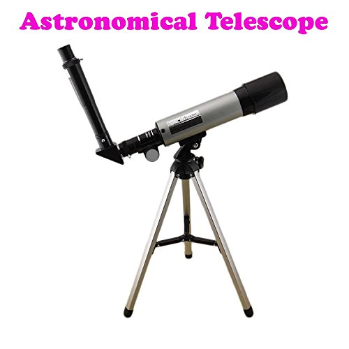 Kairos 18x - 90X Astronomical Land & Sky Telescope Optical Glass Metal Tube Refractor