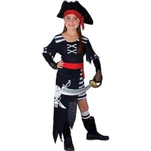 Pirate Princess - Kids Costume 5 - 7 years