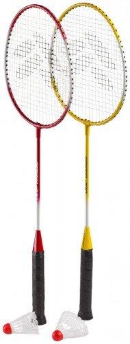 Tecnopro Beach Speed 200 Badminton-Set, Gelb, One Size