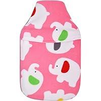 cuddlesoft Plüsch Fleece pink Elefanten Design 2L Wärmflasche & Cover preisvergleich bei billige-tabletten.eu