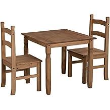 Amazon.es: sillas de cocina de madera