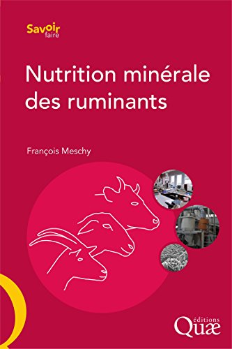 Nutrition minrale des ruminants