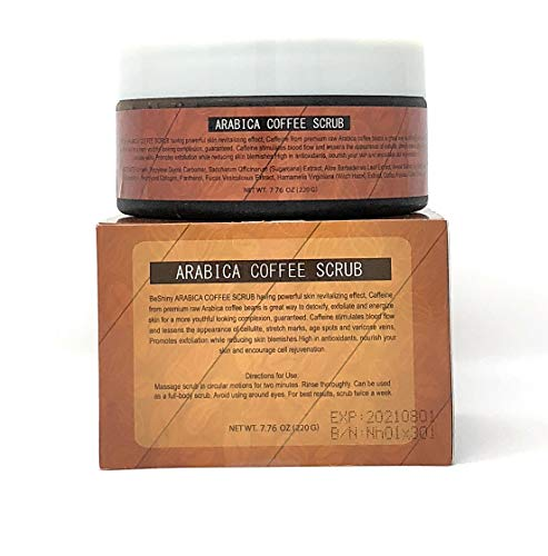 Zoom IMG-3 beshiny exfoliating arabica coffee scrub