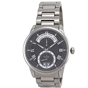 Charmex Men's 1961 Zermatt Retrograde Big Date Calendar Watch