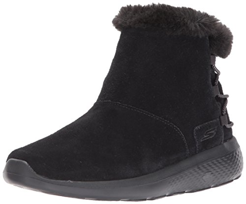 Skechers Damen On-The-Go City 2 Stiefel, Schwarz (Black), 39 EU (Skechers Stiefel Fashion)
