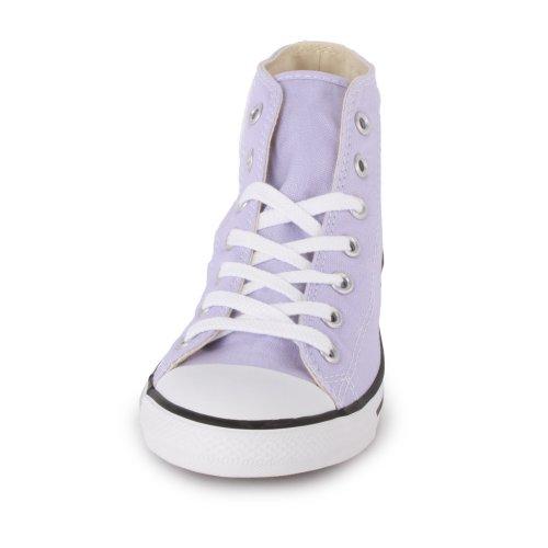 Converse As Dainty Femme Seasonal Cvs Mid, Baskets mode femme Violet (Iris Glow)