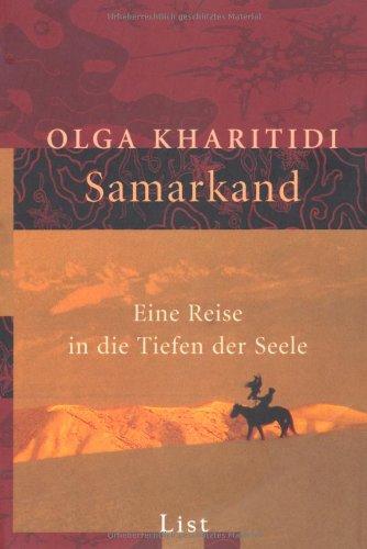 Buchseite und Rezensionen zu 'Samarkand: Eine Reise in die Tiefen der Seele' von Olga Kharitidi