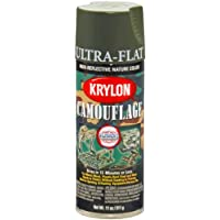 KRYLON Camouflage Paint with Fusion Technology (Olive)