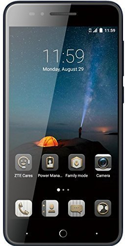 ZTE Blade A612 SIM doble 4G 16GB Azul - Smartphone (12,7 cm...