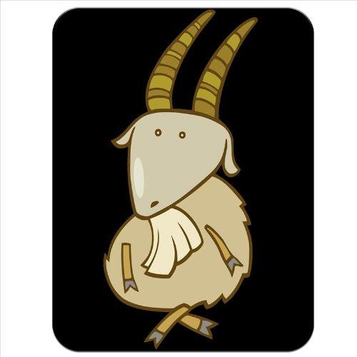 Custodia per Billy Goat di capra linee laser orizzontale gambe in gomma spessa di qualità tappetino del Mouse soffice e confortevole