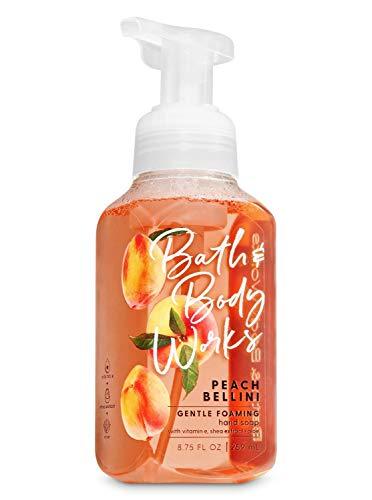 Bath and Body Works - Gentle Foaming Hand Soap Peach Bellini Bath and Body Works -
