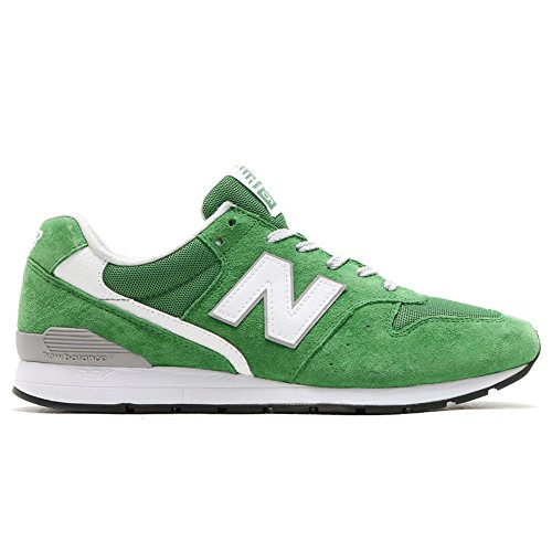 New Balance Mrl996v2, Baskets Basses Homme Vert